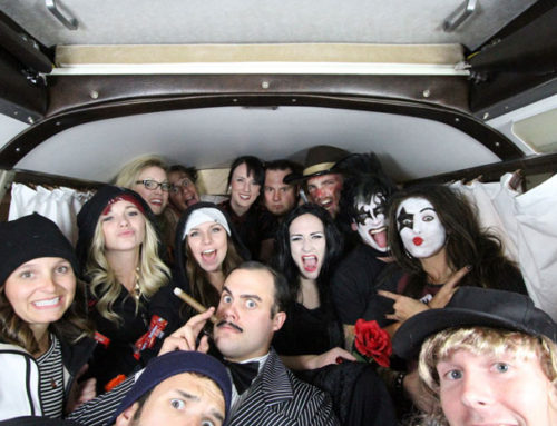 Photo Booth Bus Rental in Utah!