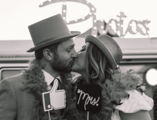 Photo Booth Rental Utah Barn Wedding